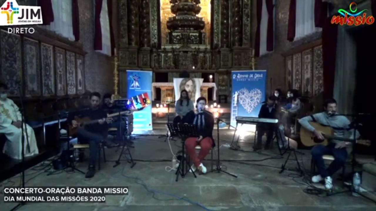 Concerto Oração na Vigilia do Dia Mundial das Missões